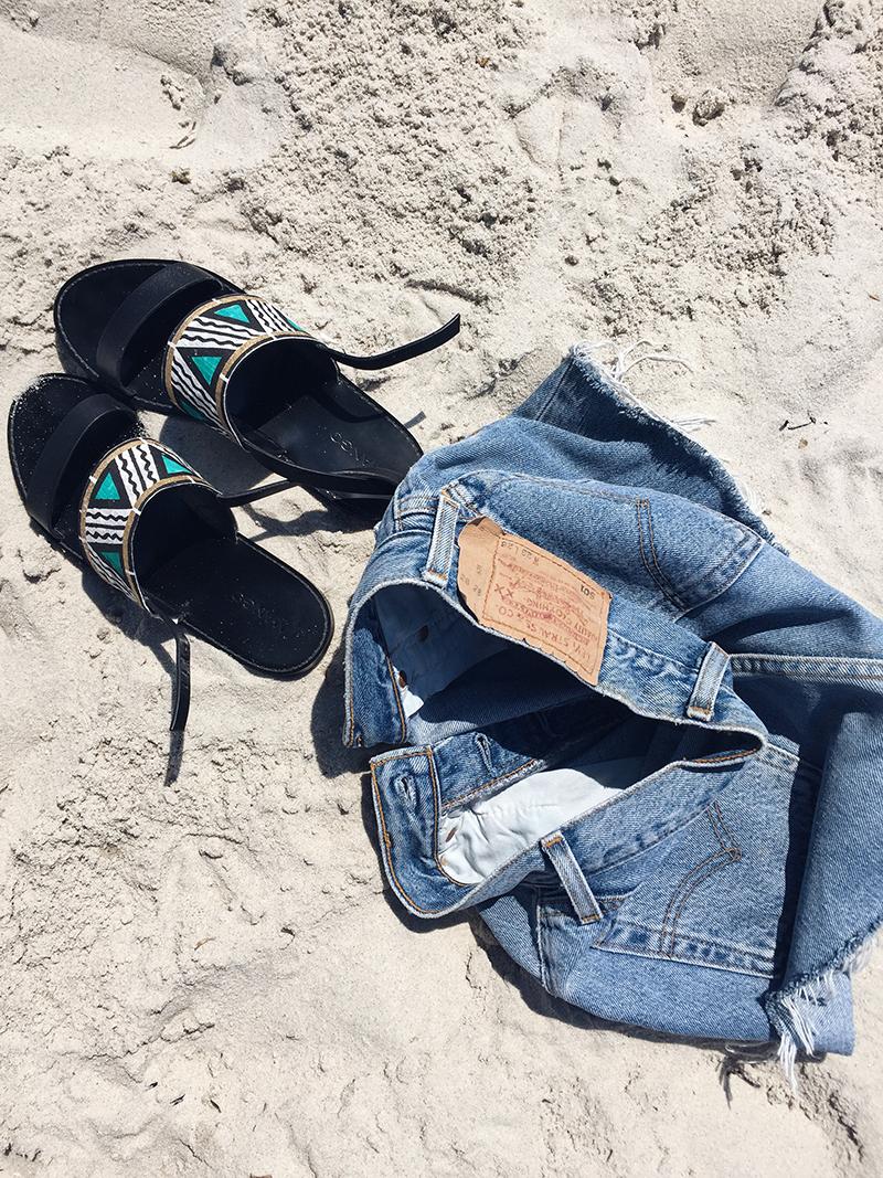 Levis Jeans - Long Beach